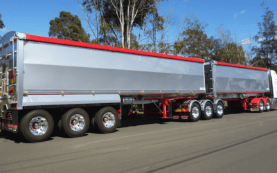 Why Australian heavy trucks are the way they are